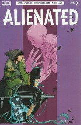 BOOM! Studios's Alienated Issue # 3