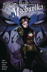 Benitez Productions's Lady Mechanika: Sangre Issue # 5