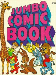 Playmore, Inc. Publishers's Jumbo Comic Book Soft Cover # 1