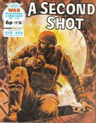 Fleetway (AP/IPC)'s War Picture Library Issue # 642