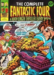 Marvel UK's Complete Fantastic Four Issue # 9