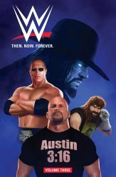 BOOM! Studios's WWE: Then, Now, Forever TPB # 3