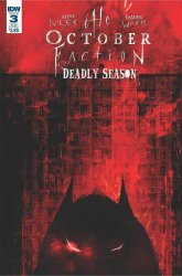 IDW Publishing's The October Faction: Deadly Season Issue # 3sub
