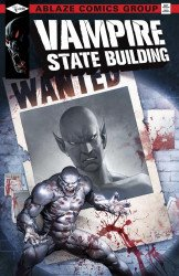 Ablaze Media's Vampire State Building Issue # 4c