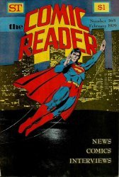 Street Enterprises's The Comic Reader Issue # 165