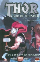 Marvel's Thor: God of Thunder Hard Cover # 4