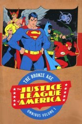 DC Comics's Justice League Of America: Bronze Age - Omnibus Hard Cover # 1