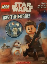 Scholastic's Lego: Star Wars - Use the Force Soft Cover # 1