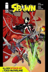Image Comics's Spawn Issue # 302d