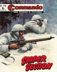 D.C. Thomson & Co.'s Commando: War Stories in Pictures Issue # 1105