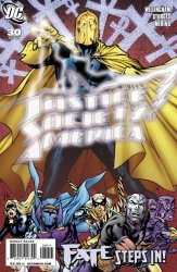 DC Comics's Justice Society of America Issue # 30