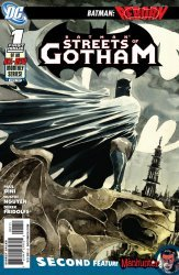 DC Comics's Batman: Streets of Gotham Issue # 1