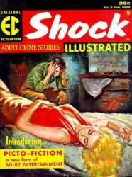 E.C. Publications, Inc.'s Shock Illustrated Issue # 2