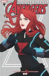 IDW Publishing's Marvel Action: Avengers Issue # 9ri