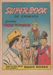 Western Printing Co.'s Pan-Am: Super Book of Comics Issue # 9b