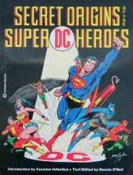 Harmony Books's Secret Origins of the Super DC Heroes Soft Cover # 1