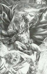 DC Comics's Batman: Black & White Issue # 2b