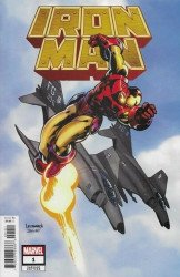 Marvel Comics's Iron Man Issue # 1e