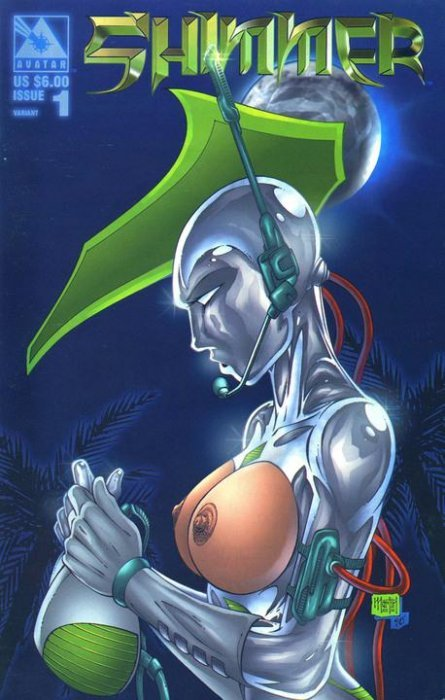 Shimmer - DC - Teen Titans HeroClix #029 @ HeroMinis.com