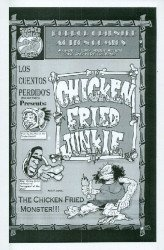 Sucker Punch Comics's Chicken Fried Junkie Issue nn