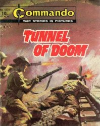 D.C. Thomson & Co.'s Commando: War Stories in Pictures Issue # 1271