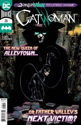 DC Comics's Catwoman Issue # 26
