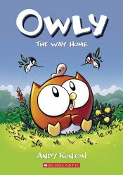 Graphix's Owly - Color Edition TPB # 1
