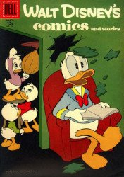 Dell Publishing Co.'s Walt Disney's Comics and Stories Issue # 198b