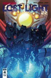 IDW Publishing's Transformers: Lost Light Issue # 4sub-b