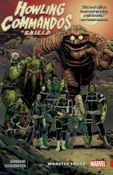 Marvel's Howling Commandos of S.H.I.E.L.D. TPB # 1