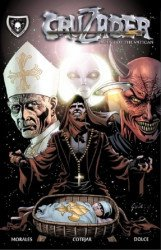 Force Media LLC 's Cruzader: Agent of the Vatican Hard Cover # 1