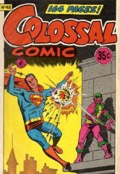 K.G. Murray Publishers's Colossal Comic Issue # 48
