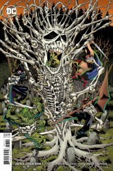 DC Comics's Justice League Dark Issue # 7b