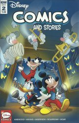 IDW Publishing's Disney Comics & Stories Issue # 2