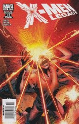 Marvel Comics's X-Men: Legacy Issue # 214b