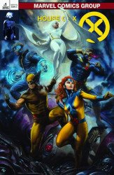 Marvel Comics's House of X Issue # 1igc