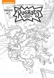 KaBOOM!'s Rugrats Issue # 4c