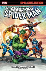 Marvel Comics's The Amazing Spider-Man: Epic Collection  TPB # 3