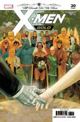 Marvel Comics's X-Men Gold Issue # 30