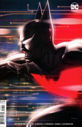 DC Comics's Batman Beyond Issue # 33b