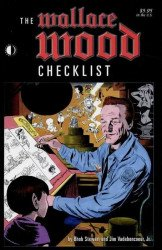 Atlas's Wallace Wood Checklist Soft Cover # 1