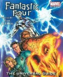 Marvel Comics's Fantastic Four: The Universal Guide Soft Cover # 1