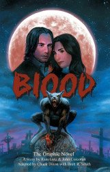 Permuted Platinum's Blood Soft Cover # 1