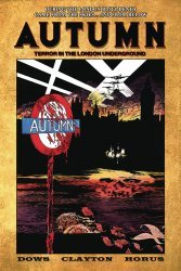 Caliber Comics's Autumn TPB # 1