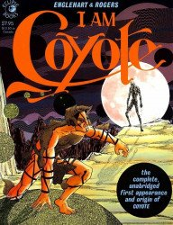 Eclipse Comics's I Am Coyote TPB # 1