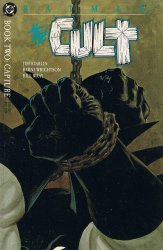 DC Comics's Batman: The Cult Soft Cover # 2