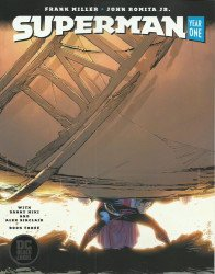 Black Label's Superman: Year One Issue # 3