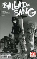 Oni Press's The Ballad of Sang Issue # 1oni exclusive