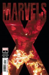 Marvel Comics's Marvels X Issue # 2