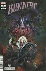 Marvel Comics's Black Cat Issue # 2b